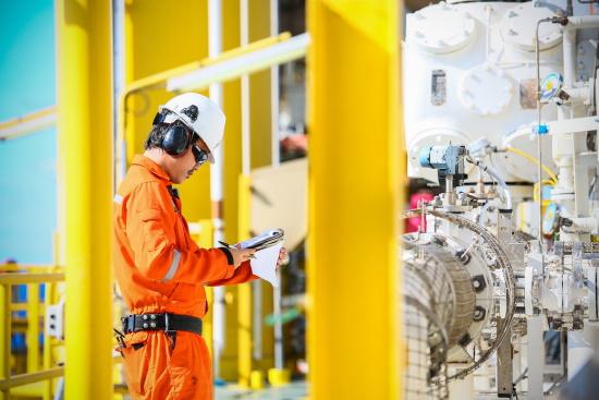 Oil field personnel
